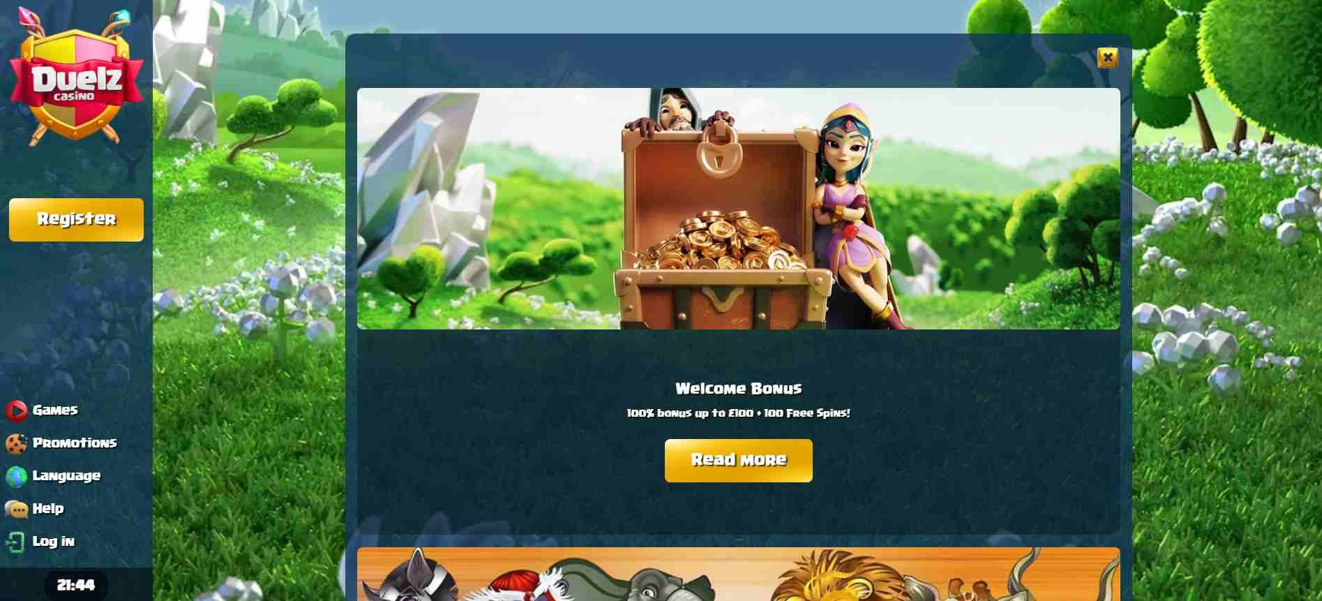 Duels casino fruit spins 25346