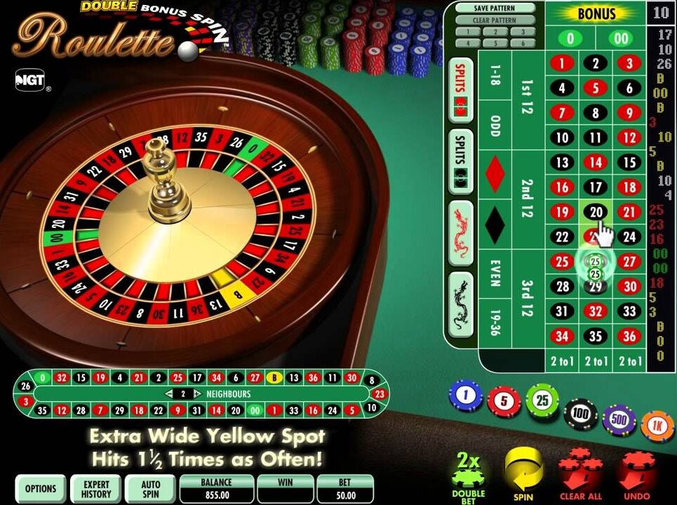 Roulette bästa guide Spin 58913