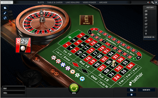 Free roulette 62056