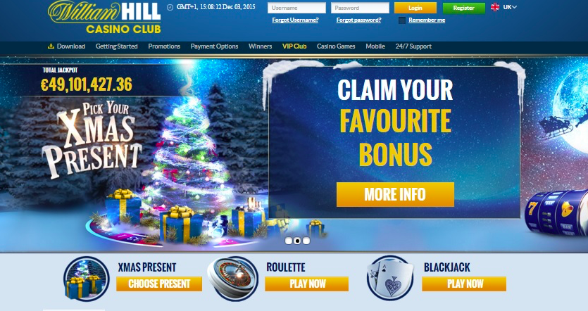 Party med freespins William 38025
