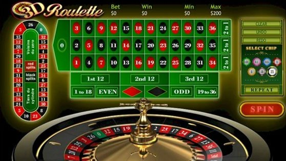 Roulette payout 23687